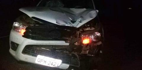 Adolescente de 15 anos morre atropelado na BR 135 em Corrente