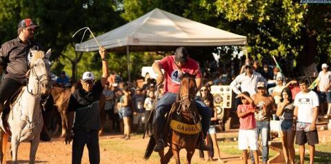 Competição de Cavalo Esquipador e Cavalgada marcaram as comemorações de 24 anos de São Gonçalo do Gurgueia