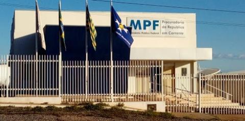 MPF recomenda que prefeito de Santa Filomena regularize o Portal da Transparência