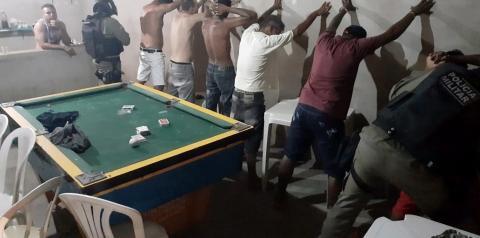 Polícia Militar deflagra Operação Saturação em Avelino Lopes