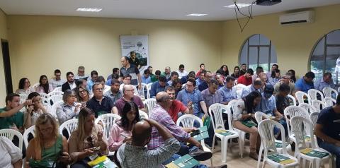 Produtores do cerrado avaliam perspectivas de do setor em workshop