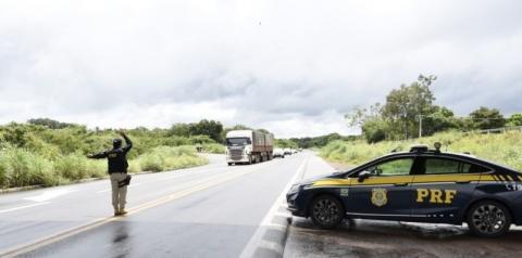 PRF inicia a Operação Semana Santa 2020 em todas as Rodovias Federais Piauienses