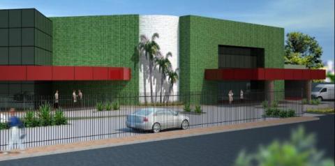 Wellington assina termo de retomada das obras do novo hospital de Picos