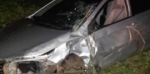 Funcionário do BNB morre em acidente automobilístico na noite deste domingo em Corrente