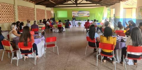 Jornada Pedagógica marca o início do ano letivo de 2021 em Barreiras do Piauí