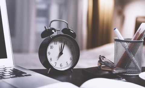 A curta história de Relógio