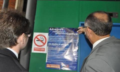 Comissão de Defesa das Prerrogativas dos Advogados divulga plantão para março