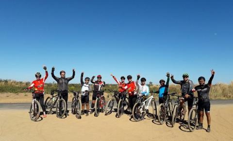 Ação & Aventura no Vale do Gurgueia: Ciclistas de Corrente pedalam 180 km até o Jalapão