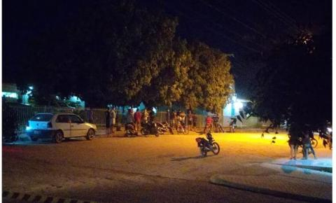 Após realizar assalto a posto de combustíveis, criminoso morre em confronto com a polícia em Curimatá