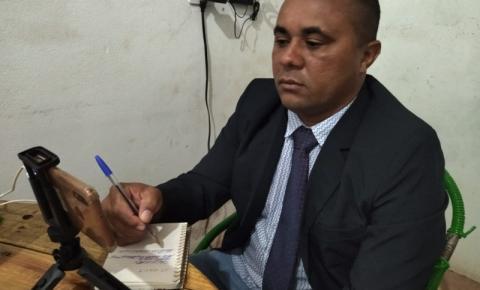 Vereador de Gilbués denuncia máquina parada de ultrassom enquanto pacientes são levados para fazer exame em cidade vizinha
