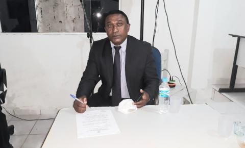 Vereador Jóia, de Gilbués, manifesta repúdio com o descaso do executivo em relação à comunidade Marmelada e arredores