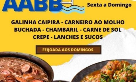 Bar da AABB de Gilbués volta a funcionar com excelentes opções de cardápio