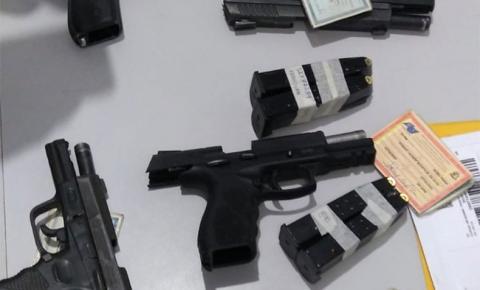 Sete policiais militares são presos suspeitos de
