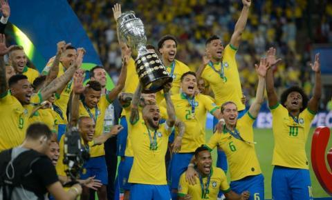 Brasil estreia na Copa América em Brasília com jogo contra Venezuela