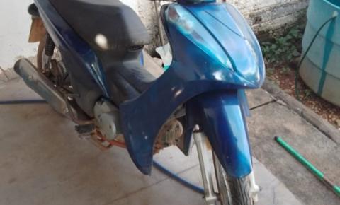 Polícia Militar recupera em Parnaguá motocicleta tomada de assalto em Curimatá