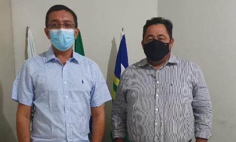 Geraldo Corado filia Câmara de Sebastião Barros à AVEP