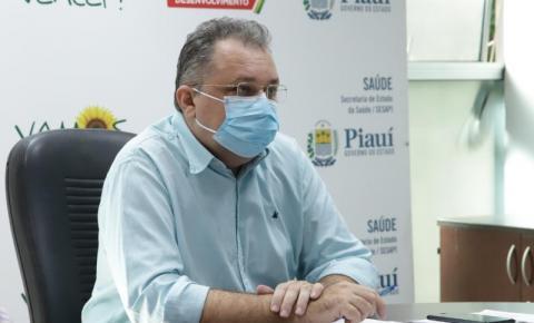 Florentino Neto alerta população para não perder prazo da vacina da gripe