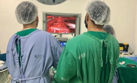 Cirurgia minimamente invasiva passa a ser realizada em hospitais de todas regiões do Piauí