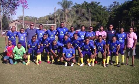 Equipes do Gilbués Master, masculino e feminino, enfrentaram o Elite 7 em jogo da amizade na capital federal