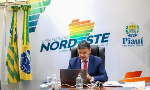 Wellington Dias apresenta proposta de redução de CO2 no Nordeste aos EUA