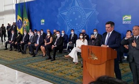 Senador Ciro Nogueira toma posse como ministro da Casa Civil