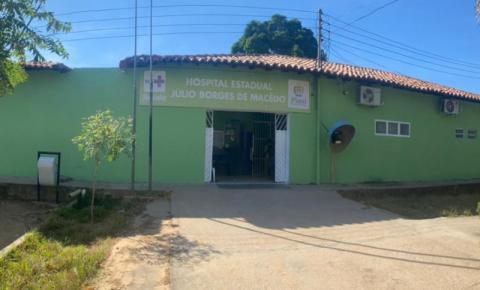 Hospital Júlio Borges de Macedo, em Curimatá, passa por reformas e construção de necrotério