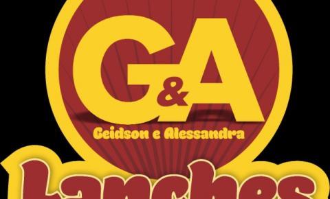 O melhor para o seu paladar é na G&A Lanches em Gilbués-Pi