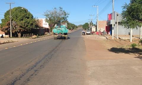 População do bairro Aeroporto em Corrente continua sem abastecimento regular de água