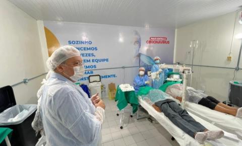 Mutirões de Catarata da Sesapi já beneficiaram 1.718 piauienses no mês de agosto