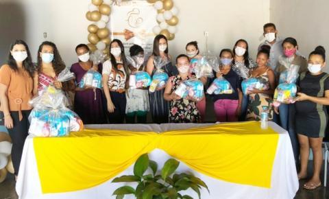 Secretaria de Saúde de Sebastião Barros promove evento para gestantes