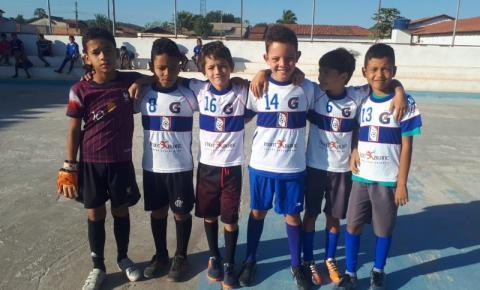 Congregação Batista em Sebastião Barros promove evento esportivo com participação de mais de 100 crianças
