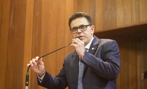 Deputado José Santana (MDB) desiste de disputar eleição do TCE