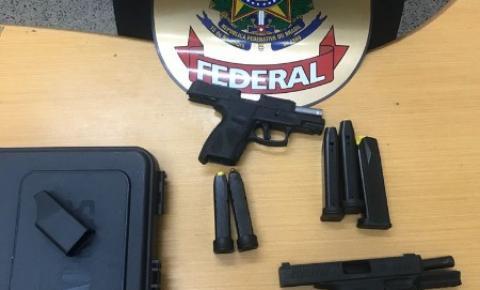Polícia Federal deflagra Operação contra quadrilha que falsificava documentos para aquisição de armas de fogo no Piauí