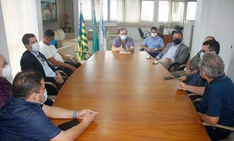 Diante do aumento da violência, prefeito de Parnaíba solicita apoio da Força Nacional