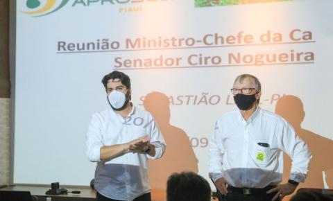 Aprosoja Piauí apresenta dados da situação das estradas do cerrado ao Governo Federal