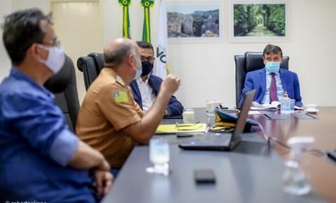 Governador autoriza novos batalhões do Corpo de Bombeiros em Corrente