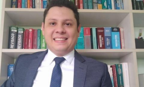 Lançamento da pré-candidatura do advogado Avelino Negreiros à presidência da OAB subseção de Corrente acontecerá nesta quinta (7)