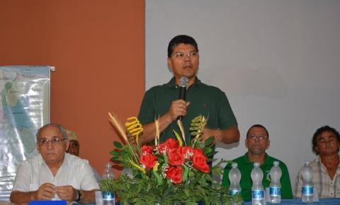 SEMAR realizou Seminário sobre a Gestão dos Recursos Hídricos na Bacia do Gurgueia em Corrente