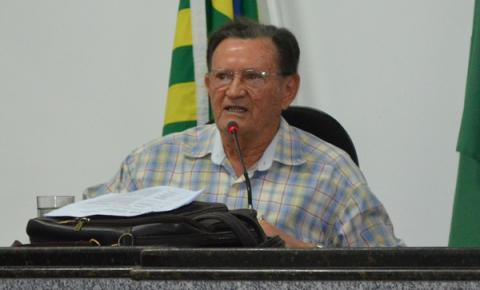 Secretário de Desenvolvimento Rural causa polêmica na Câmara de Veradores