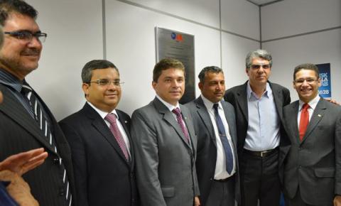 OAB inaugura sala Dr. Filemon José Nogueira na sede da Subseção da Justiça Federal de Corrente