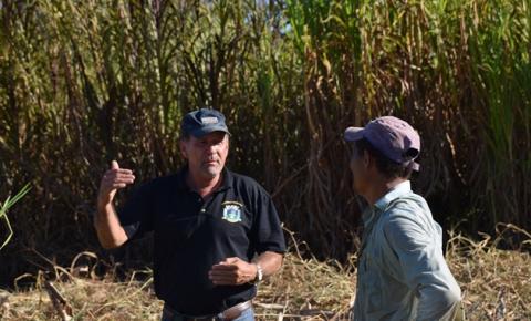 Superintendência de Meio Ambiente fiscaliza margens do rio Paraim
