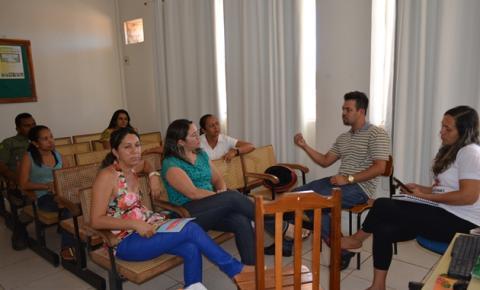 Conselho Municipal da Criança e do Adolescente discute preparativos para o I Fórum Comunitário