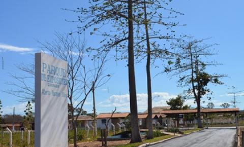 Pavimentação asfáltica do Parque Alberto Silva está concluída
