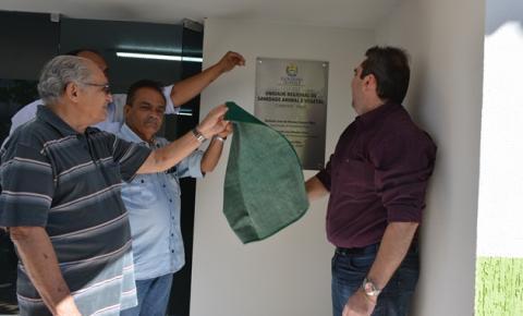 Diretor Geral da ADAPI inaugura nova sede da unidade regional de Corrente