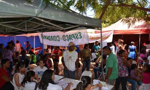 Cidadania Ativa do Calumbi bate novo recorde