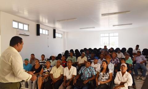 SENAR e Prefeitura de Corrente iniciam projeto de assistência técnica rural em Corrente e região