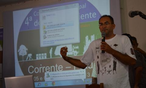Corrente realizou a 4ª Conferência Municipal do Meio Ambiente
