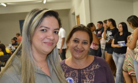 Sandra Marília Pereira ganha como presidente do SINTE-PI, regional Corrente