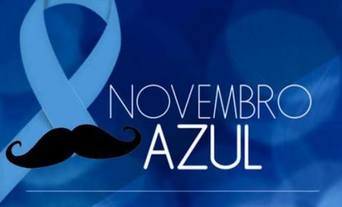 Secretaria de Saúde de Corrente adere ao Novembro Azul e realiza campanha de combate ao câncer