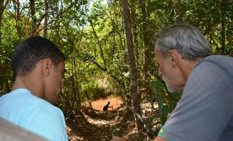 SUMAR, UESPI e IFPI iniciam cadastramento de propriedades ribeirinhas do Rio Corrente